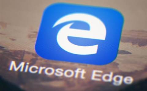 Microsoft tests 'warning' against installing Chrome, Firefox in favour of Edge