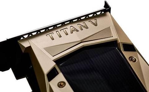 "Nvidia targets AI with ""most powerful GPU ever made"""