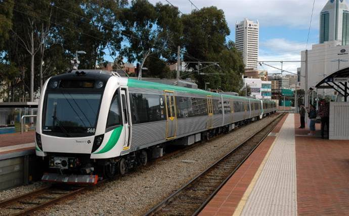 Huawei wins $136 million contract with Perth rail network