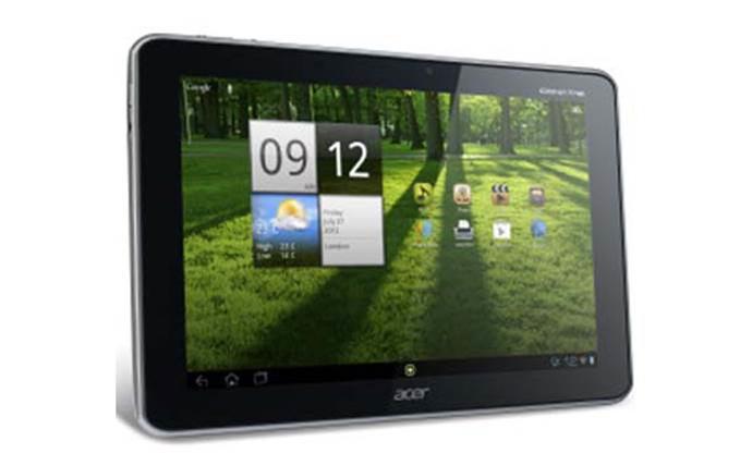 Acer reveals first-ever Google Chrome OS-powered tablet