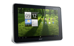 Acer reveals first-ever Google Chrome OS-powered tablet