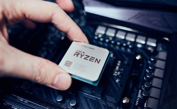 'Critical' firmware and hardware flaws found in AMD chips
