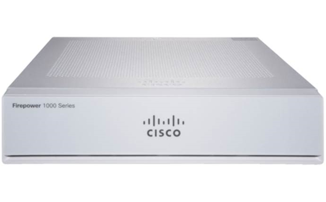 Cisco accidentally shipped appliances without OS installed