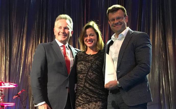Complexica's Larry, the Digital Analyst AI software wins AIIA's Innovation of the Year award