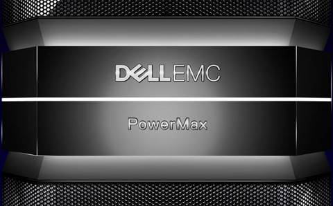 Dell EMC rebrands VMAX flash storage line to PowerMax
