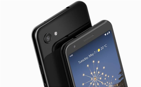 Google launches $649 Pixel phone