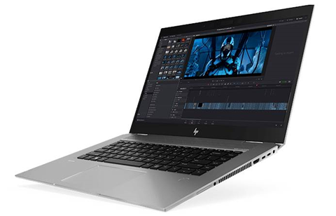 HP unveils new ZBooks combining strong performance and portability for creative pros