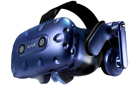 HTC launches Vive Pro virtual reality headset for businesses