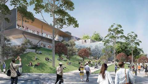 Melbourne Council opposes Apple Store in Federation Square