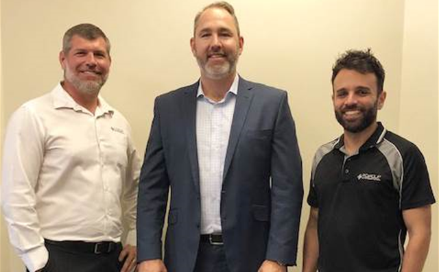 Perth's R-Group restructures management team