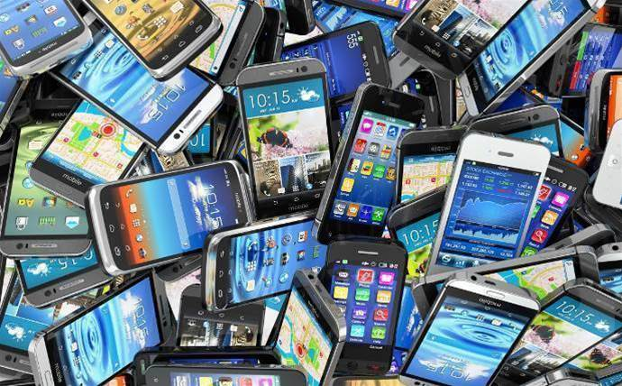 Global smartphone sales decline for the first time