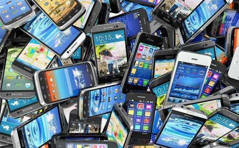 Worldwide smartphone sales recorded first ever decline in Q4 2017