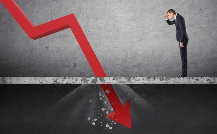 Vocus, NextDC, TPG shares dragged down by Wall Street bloodbath