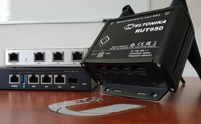 Leader brings 4GX router vendor Teltonika to portfolio