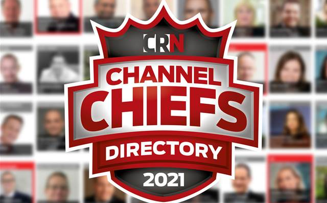 CRN Channel Chiefs returns for 2021: Enter now!