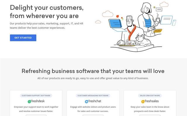 Synnex signs customer engagement vendor Freshworks to cloud portfolio