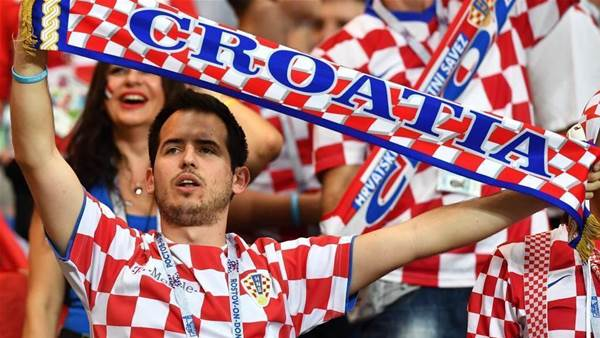 World Cup braced for 'crazy' Croatian support