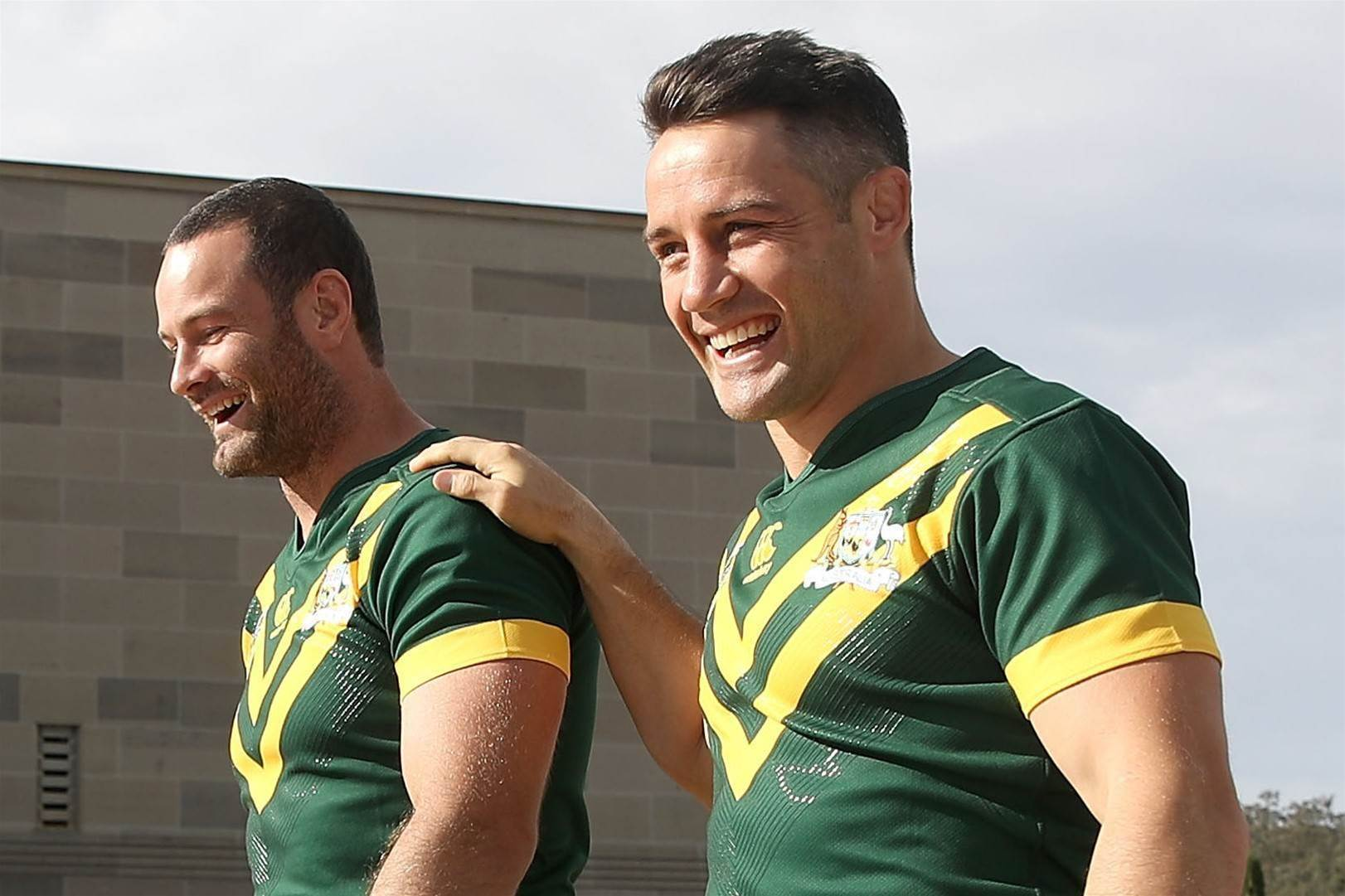Cordner lauds Cronk after Pearce exit