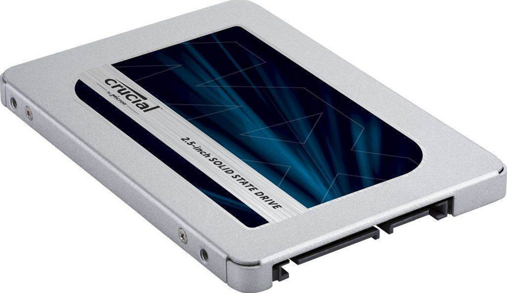Review: Crucial MX500 1TB SSD