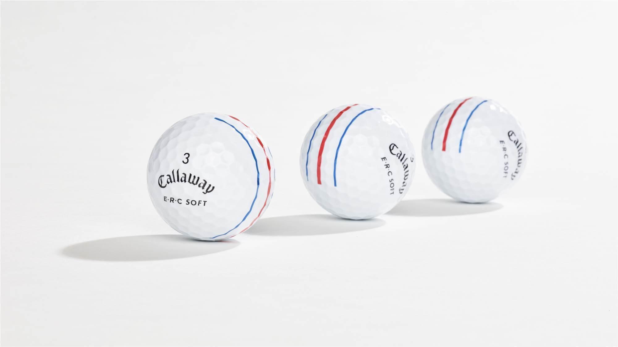 Callaway expand golf ball offering