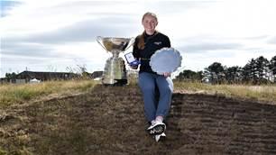 Louise Duncan wins Women's Amateur
