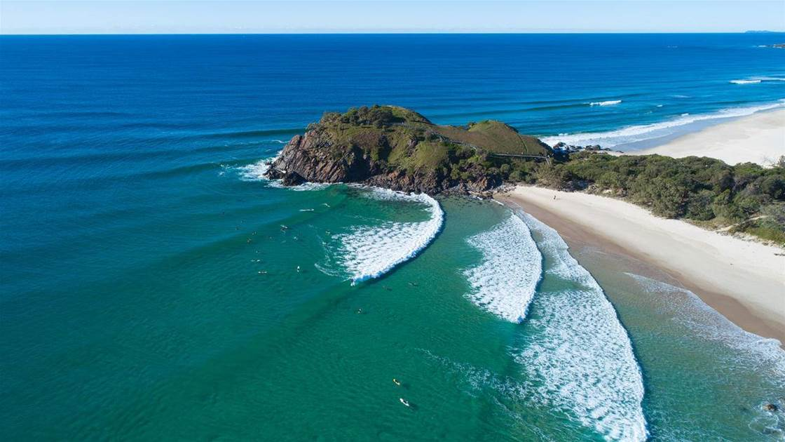 WSL's 'No Spectator' Tweed Coast Spectacle