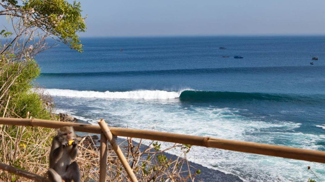 Foreign Surfers Get the Golden Treatment in Bali