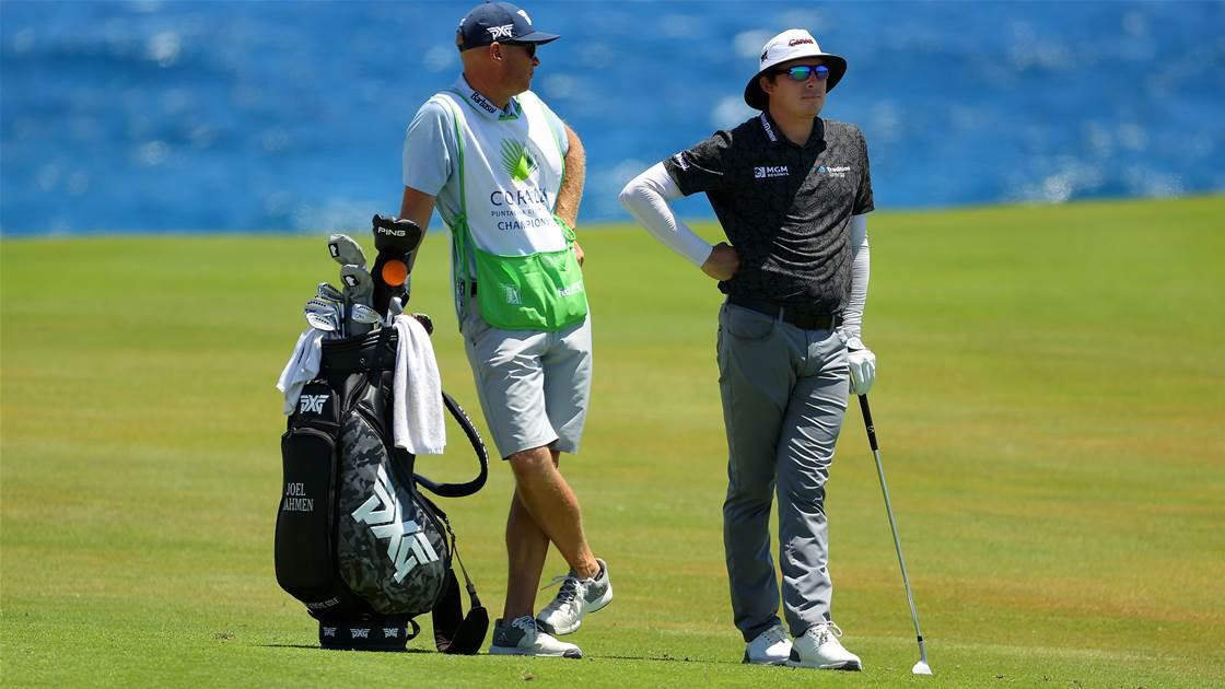 Winner's Bag: Joel Dahmen – Corales Puntacana Resort & Club Championship