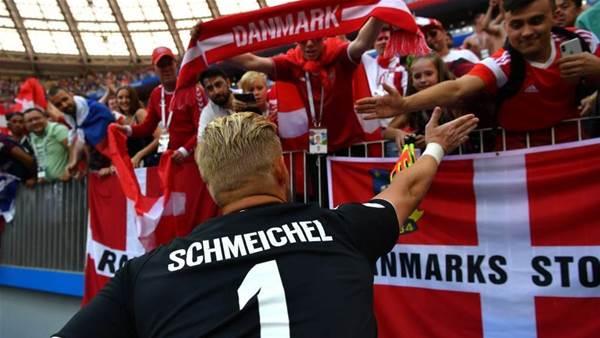 Denmark v France - player ratings