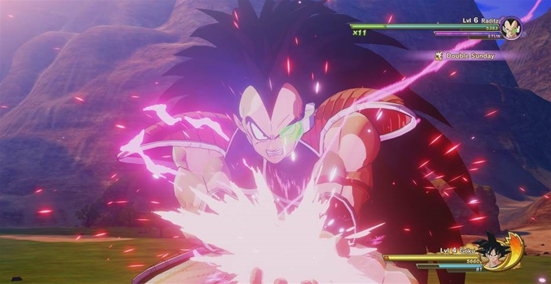 Playing Now: Dragon Ball Z: Kakarot