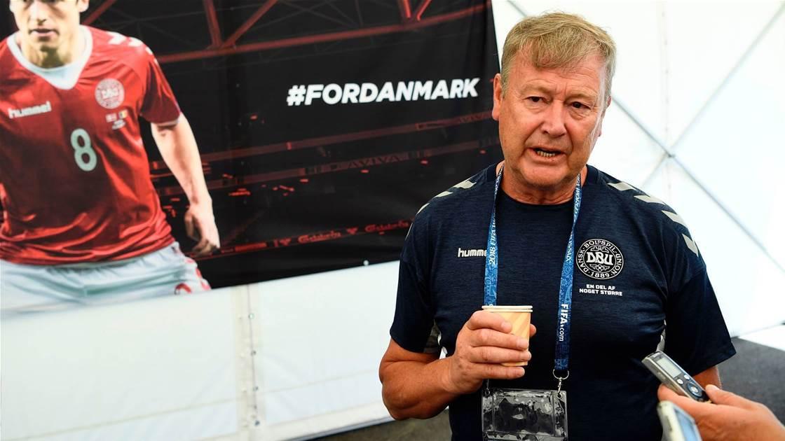We need to beat Peru to beat Australia to the runners-up spot, says Denmark coach Hareide