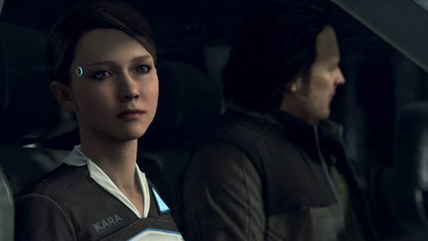 The problem with Detroit: Become Human's handling of domestic abuse