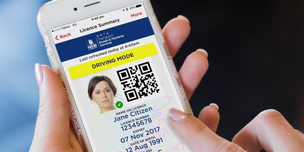 NSW puts digital driver's licence on a blockchain