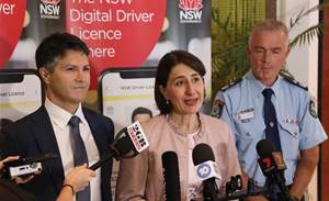 NSW drivers stampede to create 600,000 digital licences