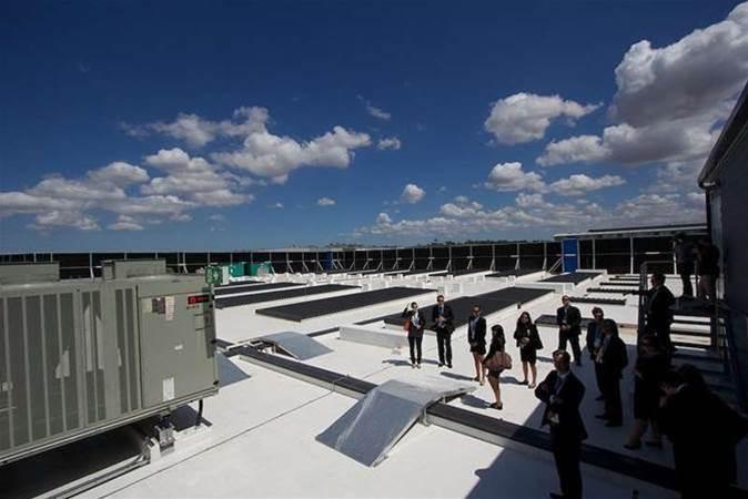 Digital Realty to build third Western Sydney data centre