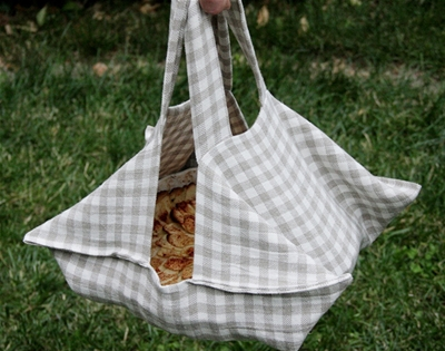 how to make a pie carrier