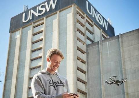 UNSW partners with drone maker DJI