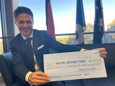NSW govt pours $1.6 billion into digital