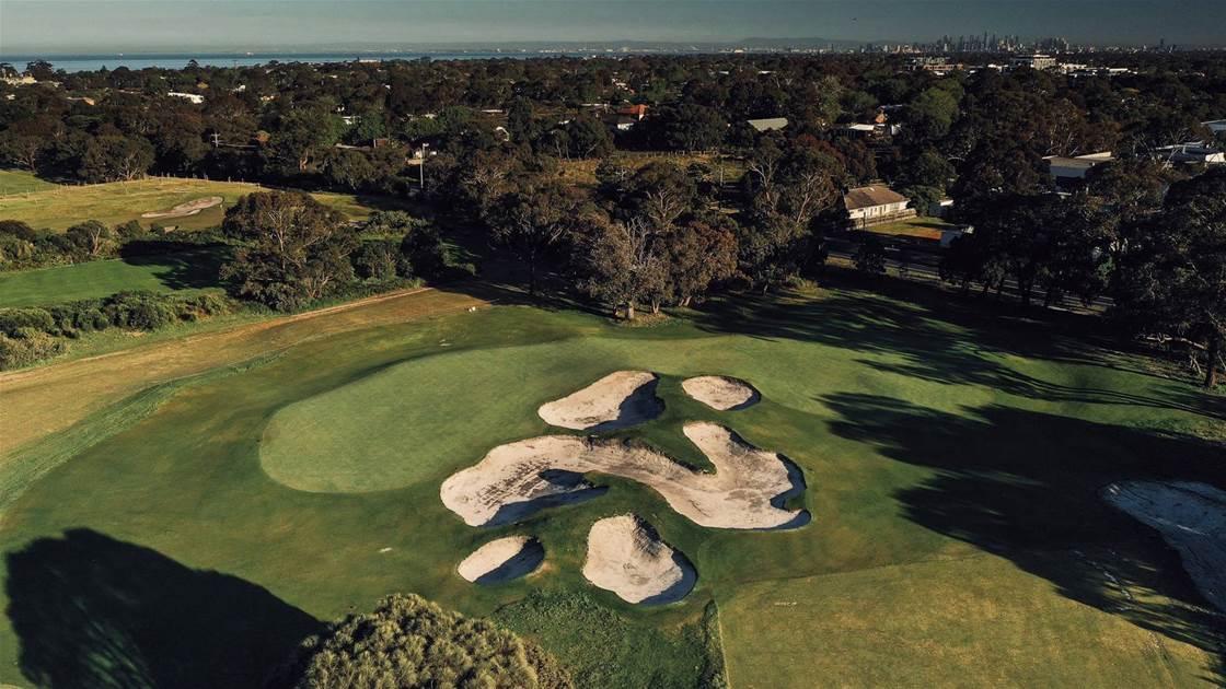 Public flocks to new Sandy Golf Links