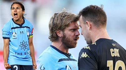 Sydney derby double header - Three things we learned