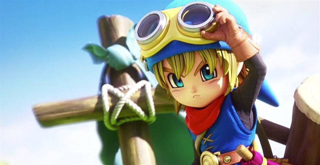 Playing Now: Dragon Quest Builders 2