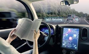 Driverless cars get Victorian go-ahead