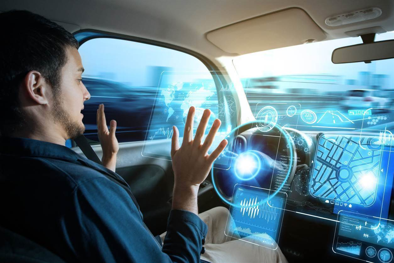 Canberra tests how humans react in semi-automated cars