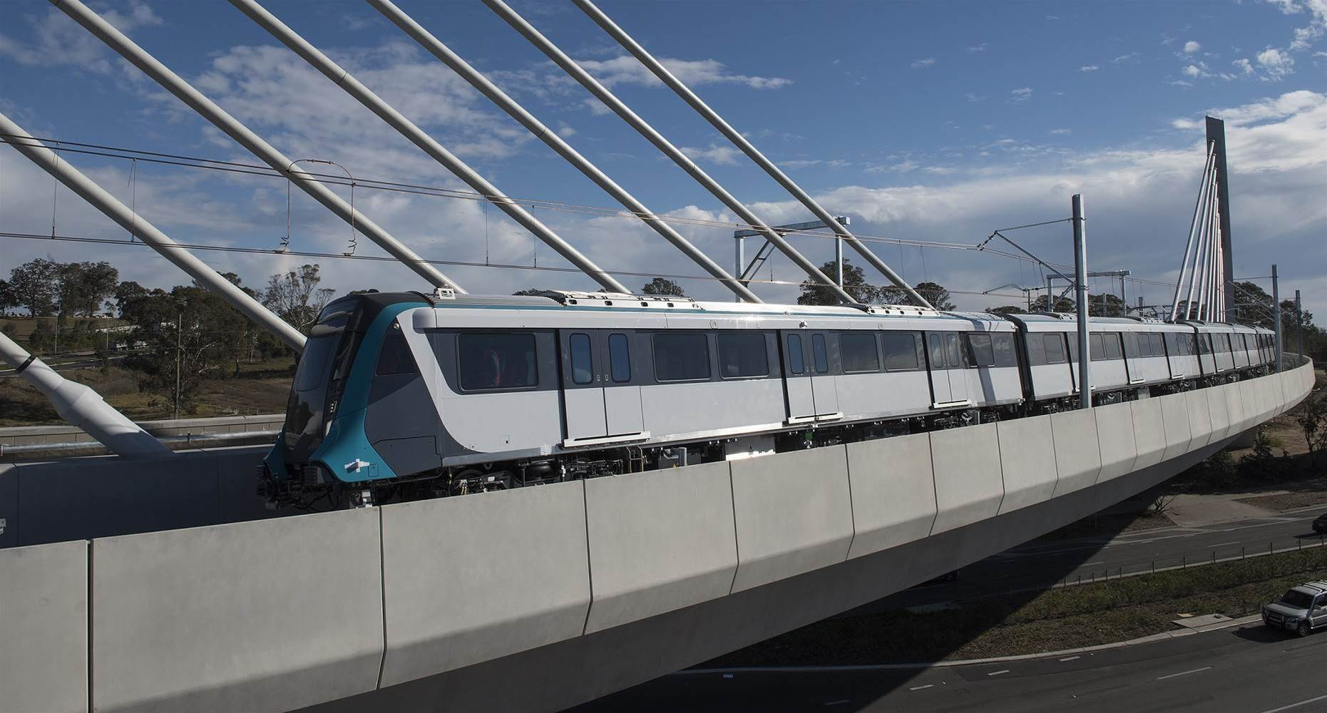 Sydney Metro conducts first major driverless test