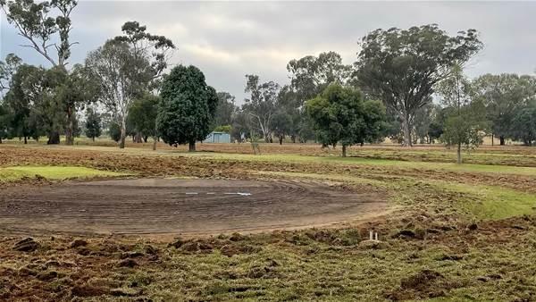 Vandalism leaves Dunedoo Golf Club reeling