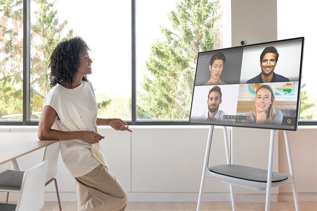 Microsoft reveals new Surface Hub models