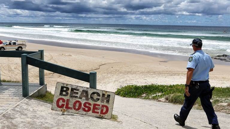 Shark Attack Reported in Ballina