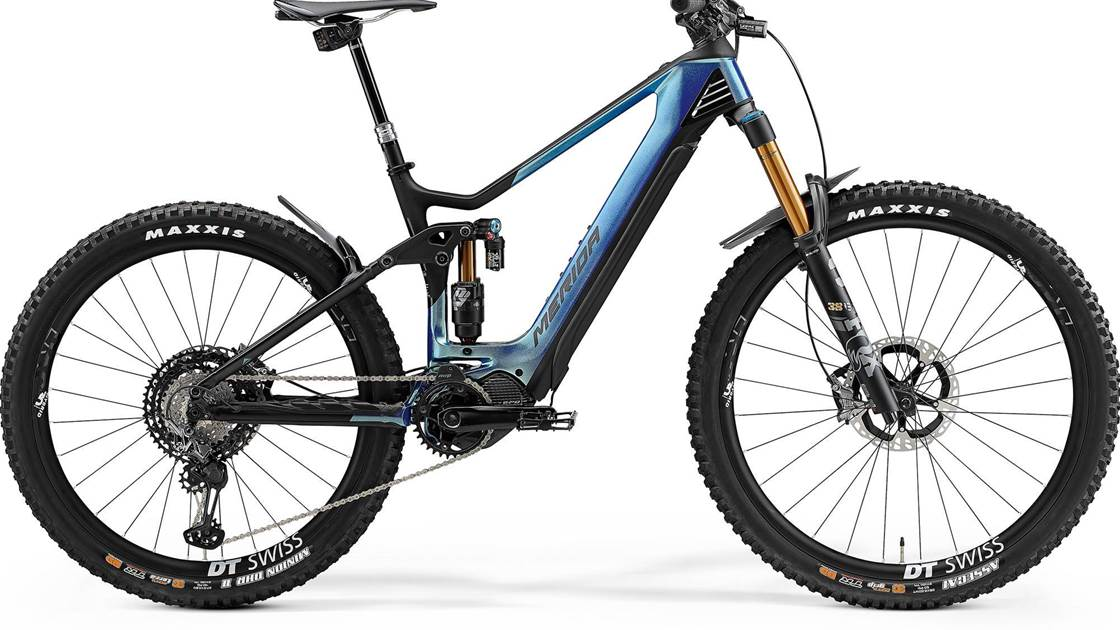 Merida's 2021 eOneSixty is here