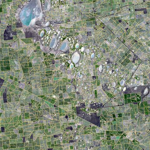 CSIRO maps 1.7m paddocks using AI