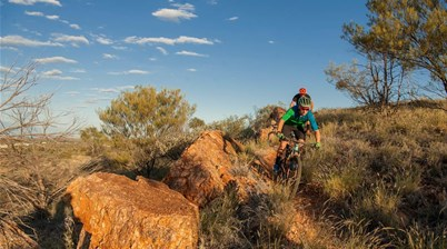 Mountain biking and COVID-19